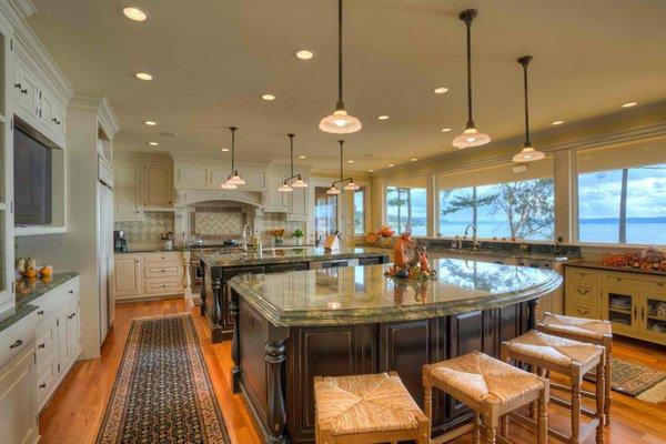 Big Kitchen Island Image Of Large Size Of Kitchen Room2018 Photo – Big Kitchens with Islands