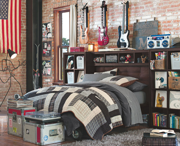 music themed bedrooms. 15 Interesting Music Themed Bedrooms   Home Design Lover