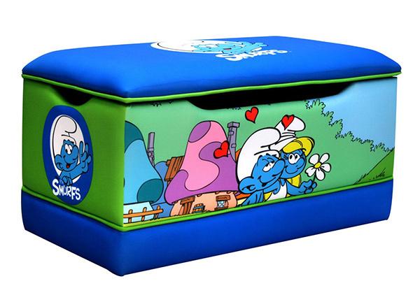 Toy Storage Bench