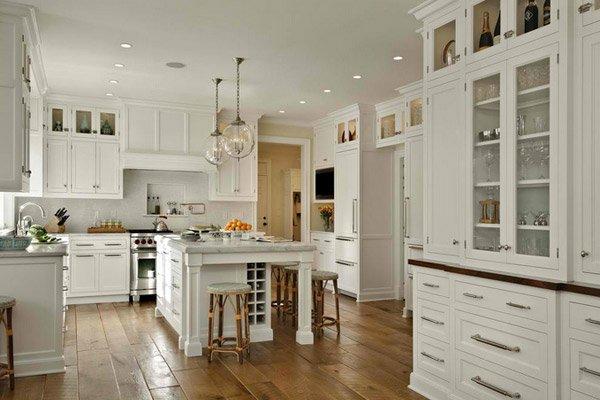 new york traditional kitchen