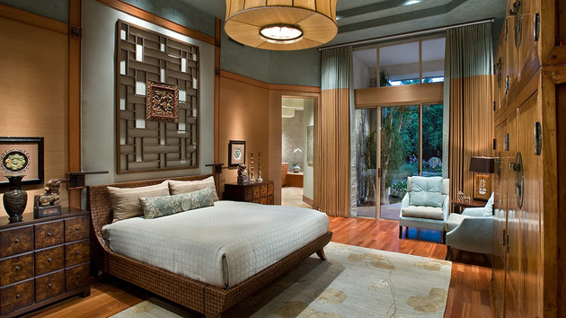 15 Asian Themed Masters Bedroom  Home Design Lover