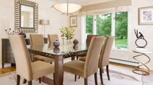 transitional dining