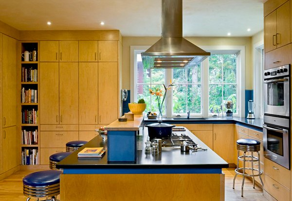 Mid-century Kitchen Designs