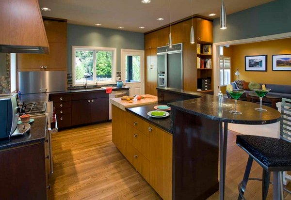 marvelous midcentury kitchen designs  home design lover,Mid Century Modern Kitchens,Kitchen ideas