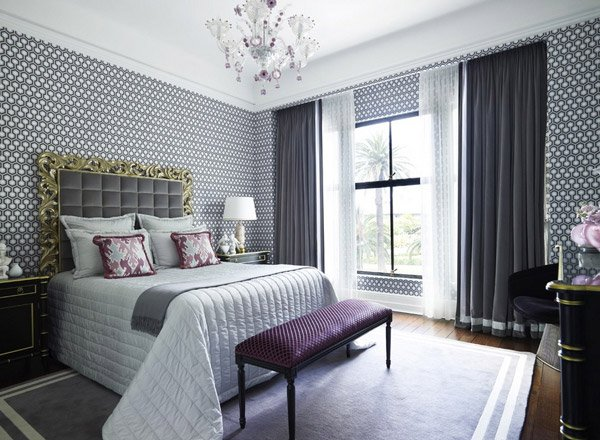 15 Beautiful Blackout Bedroom Curtains | Home Design Lover