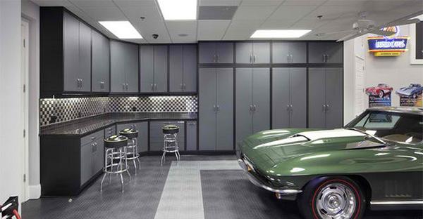 cabinets design - Garage Designs Interior Ideas