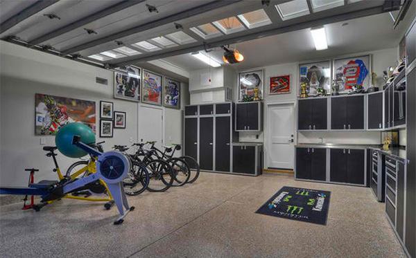 fabulous design - Garage Designs Interior Ideas