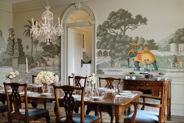 15 Sassy Asian Dining Room Furniture | Home Design Lover