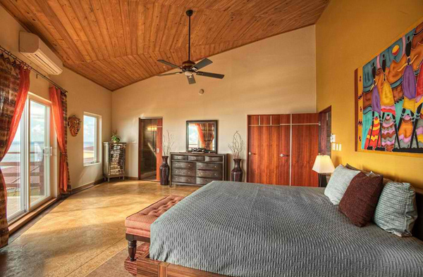 African Bedroom Decors. 15 Awesome African Bedroom Decors   Home Design Lover