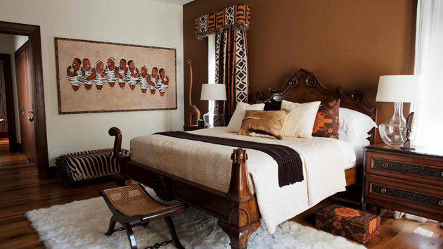 . 15 Awesome African Bedroom Decors   Home Design Lover