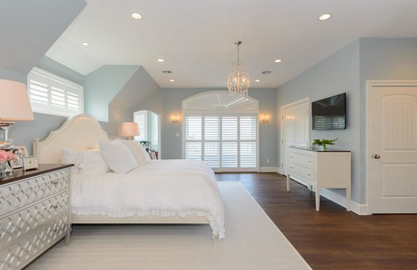Beach House. 18 Charming   Calming Colors for Bedrooms   Home Design Lover
