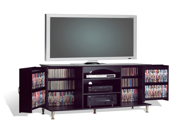 stylish plasma TV stand. 15 Classy Flat Screen TV Furniture for Your Homes   Home Design Lover
