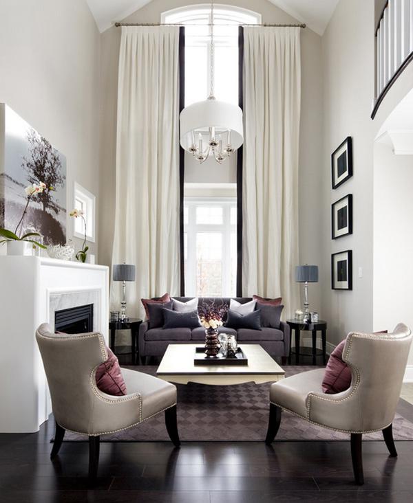 Purple Living Room - 15 Pretty In Purple Living Room Furniture Home Design Lover