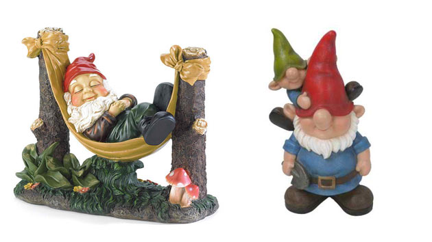 Bring Fun to Your Landscape With 15 Cute Garden Gnomes Home