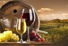 grape wine decor
