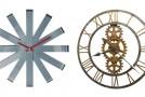 indsutrial clock
