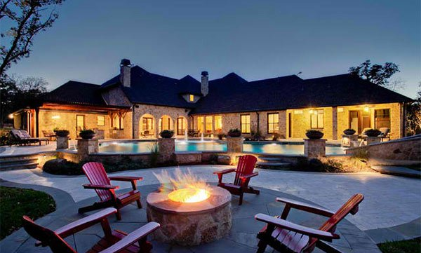 outdoor fire pit one specialty landscape design - Outdoor Fire Pit Design Ideas