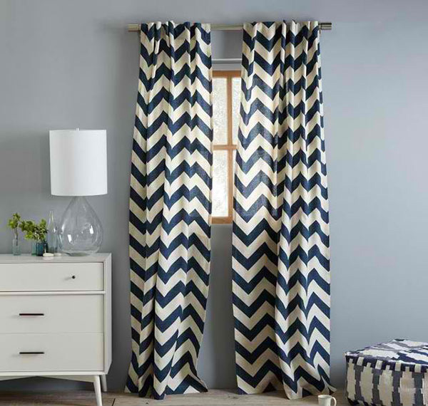 15 Ideas of Blue Window Panel Curtains for Decor and Privacy ...