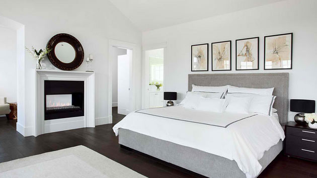 . 15 Simple Bedrooms With White Beds   Home Design Lover