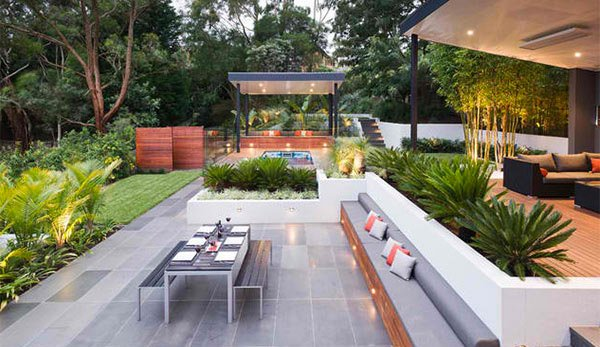 ... Garden Design With Contemporary Backyard Patio Designs Home Design  Lover With Landscaping Images For Front Yard