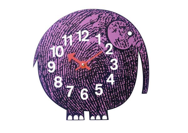 Vitra Nelson Elephant Clock