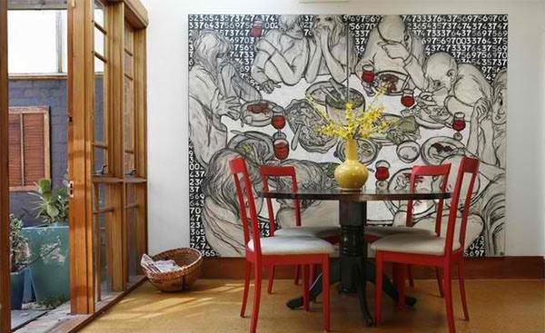 Camilla Molders Dining Design