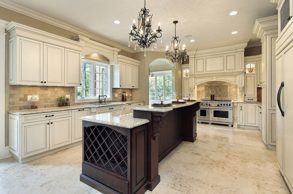 Fabulous Kitchen Halo Stone Designs