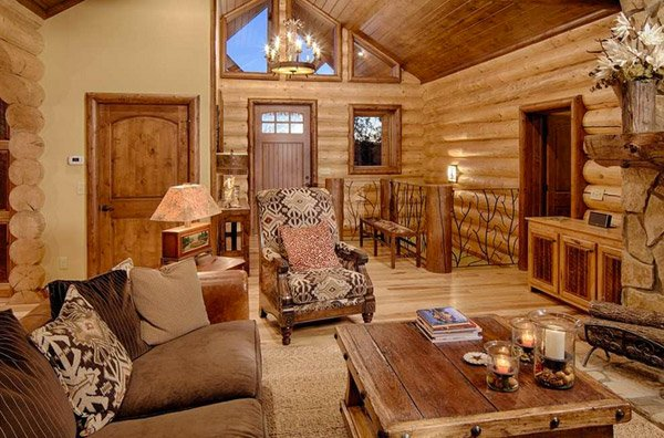16 Awesome Western Living Room DecorsHome Design Lover