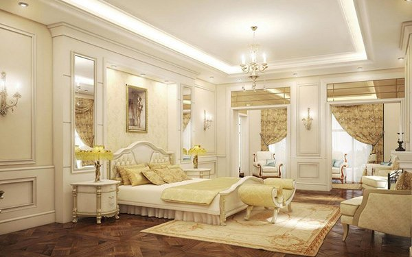 15 Exquisite French Bedroom Designs – Bedroom French