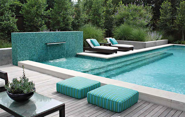 simple pool design