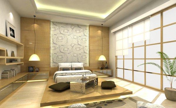 japanese bedroom japanese style