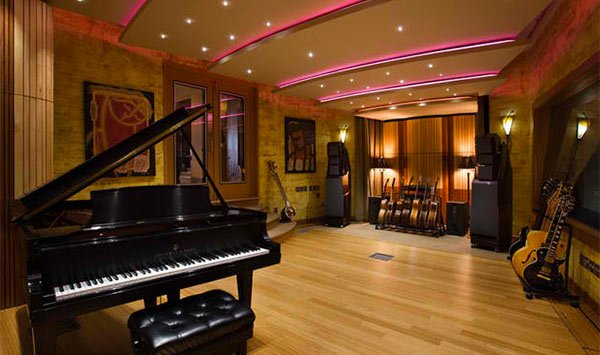 music studio - Home Music Studio Design Ideas