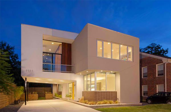 the aia home tour - Contemporary Home Design Ideas