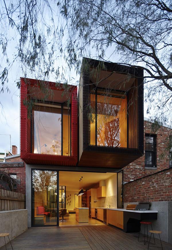 outdoor modern design
