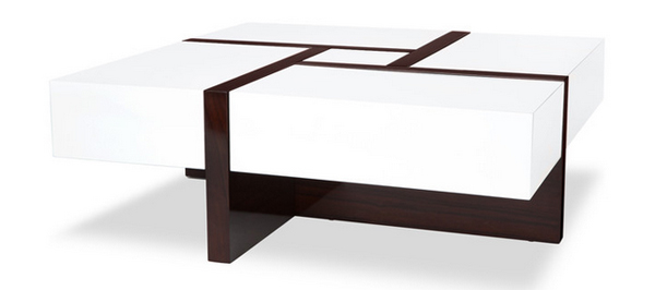 Email; Save Photo. Mcintosh. Zuri Furniture. Exquisitely contemporary, the  McIntosh Coffee Table ... - 20 Contemporary Designs Of Square Coffee Tables Home Design Lover
