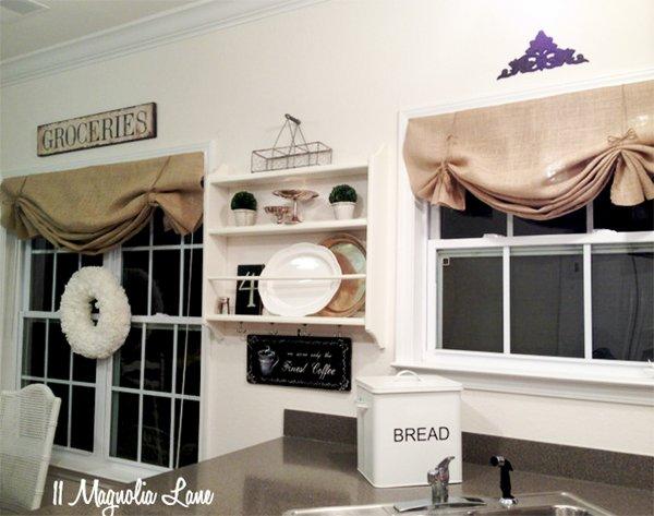 No-Sew DIY Window