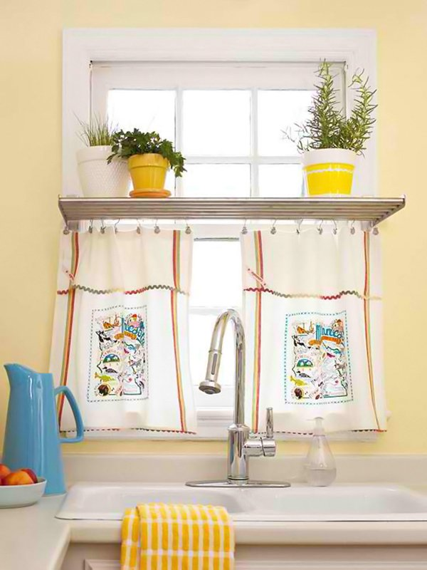 Towel Window