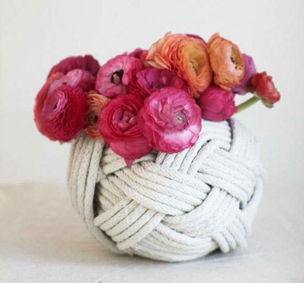 Rope Bloom Bowls
