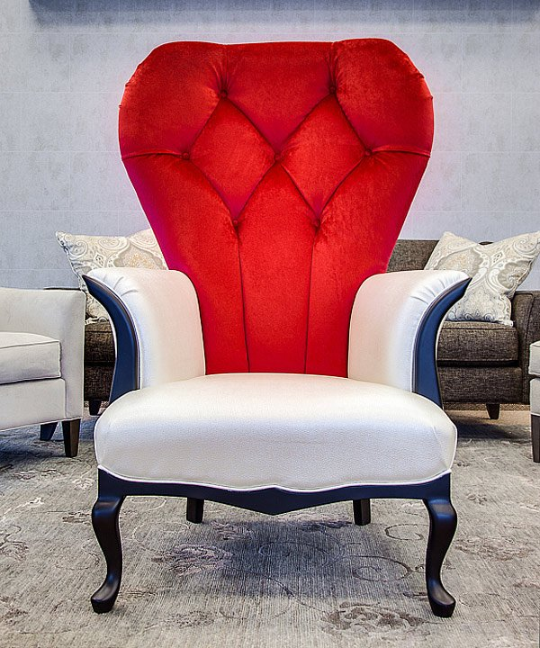 queen throne chair