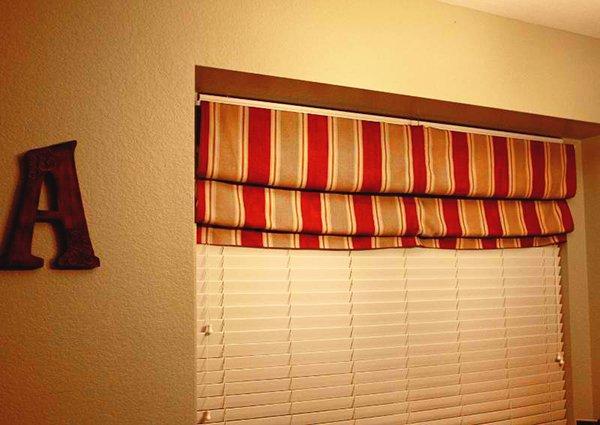 No-Sew Curtains DIY
