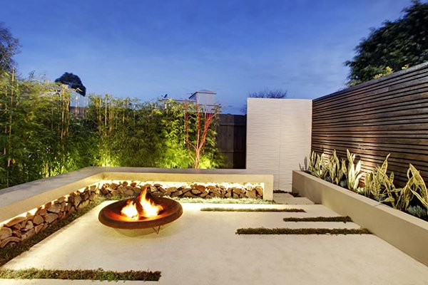 fire pit East