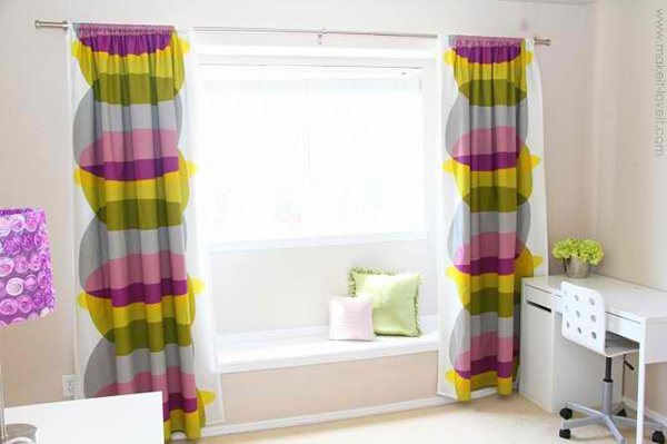 Blackout Curtains DIY