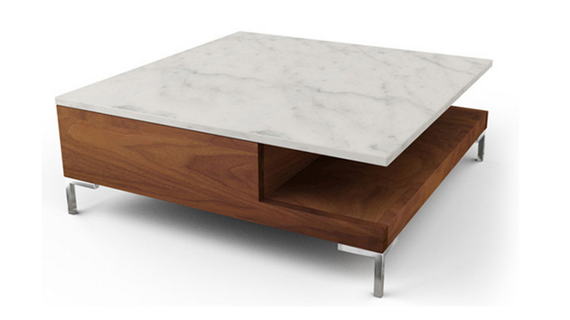 - 20 Contemporary Designs Of Square Coffee Tables Home Design Lover