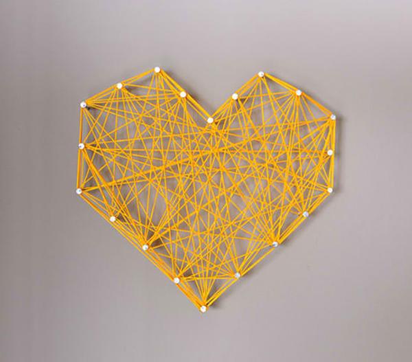 Threaded Heart