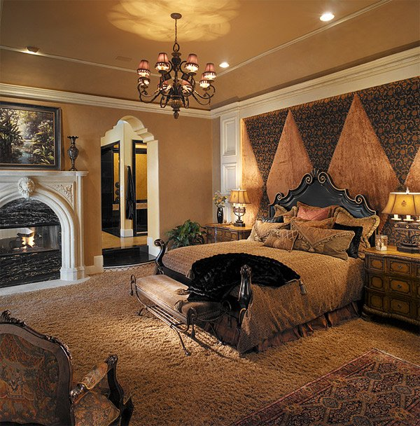 mediterranean style bedroom furniture