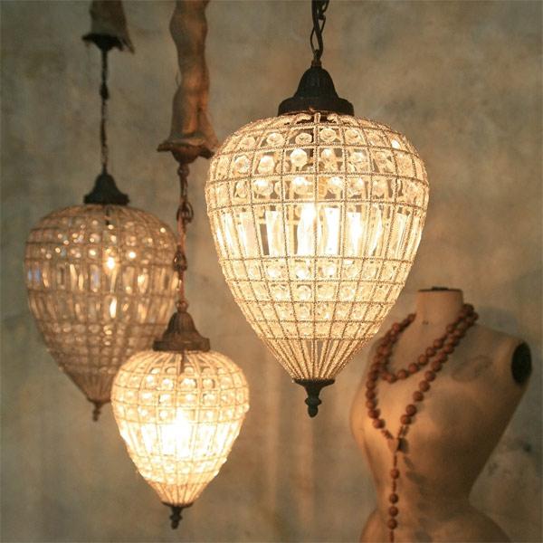 Glass Chandelier Beads: beads chandelier,Lighting