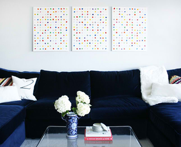 DIY Happy Dots