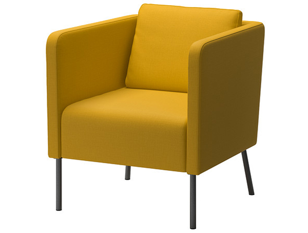 Ekero - 20 Fascinating Yellow Living Room Chairs Home Design Lover
