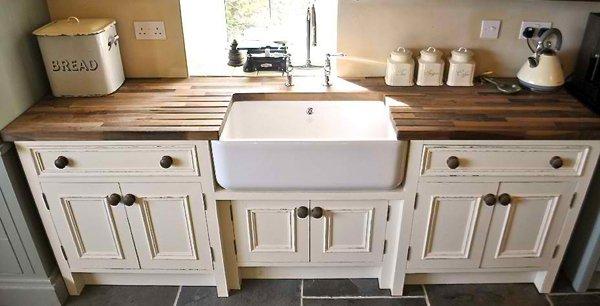 Kitchen Sink Cabinet Stand Alone Kitchen Sink Cabinet : 20 Wooden Free  Standing Kitchen Sink ...