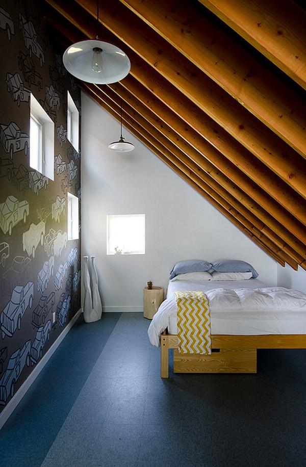bedroom roof deck